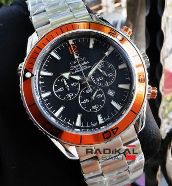 Omega Seamaster Chronograph Replika Erkek Kol Saati