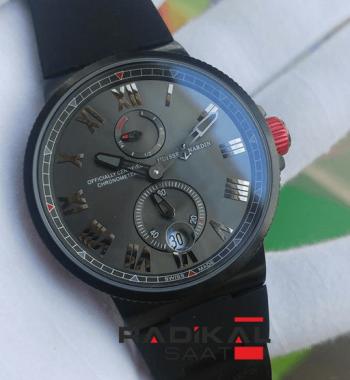 Replika-Ulysse Nardin Pvd Chronometer AAA Kalite