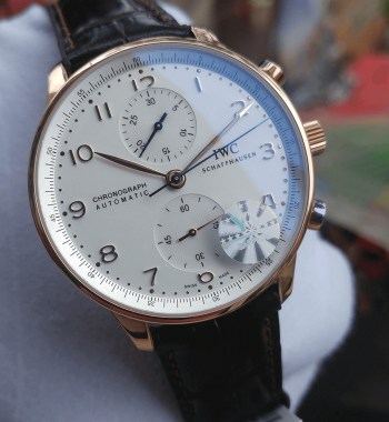 Swiss Eta-IWC Portugieser Chronograph Noob Fabrika ZF 1.1 En İyi