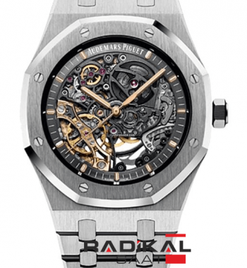 Swiss Eta-Audemars Piguet Royal Oak Skeleton Slate 1:1 Best Edition