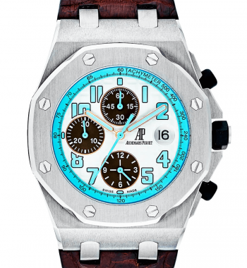 Swiss Eta Mekanizma- Audemars Piguet Royal Oak OffShore