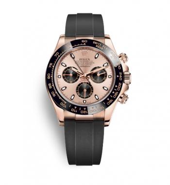 ETA Rolex Daytona Cosmograph 116515LN 904L ARF V9 1:1 En İyi Baskı 4130 Süper Clon