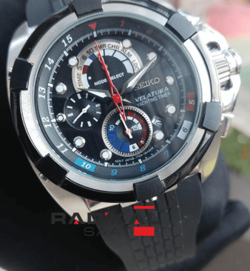 Replika-Seiko Velatura SPC007P1 Chronograph Quartz Mekanizma