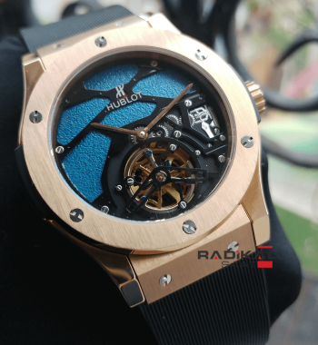 Replika-Hublot Big Bang Vendome Tourbillon Otomatik Mekanizma