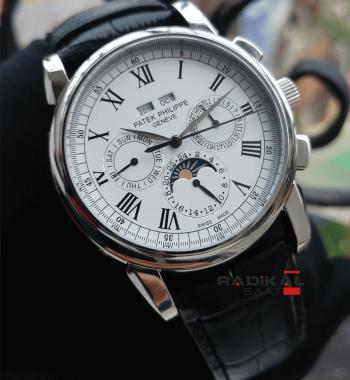 Replika Patek Philippe-Perpetual Calendar Chronograph