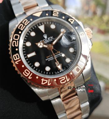 Replika Rolex-Gmt Master II Seramik Besel Yeni Model