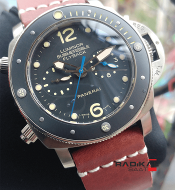 Replika-Panerai Luminor Submersible Flyback Firenze 1860