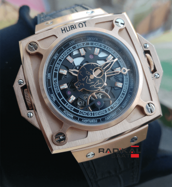 Hublot SunMoon MP-08 Antikythera Replika Erkek Kol Saati