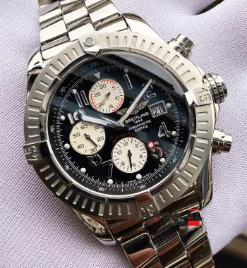 Swiss Eta-Breitling Chronomat 1.1 En İyi Noob Fabrikasyon Üretimi Swiss Eta Saat