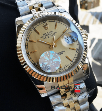 Rolex Datejust 36 MM Jubile Kordon Replika Bayan Kol Saati
