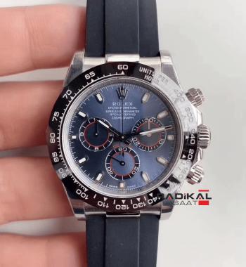 Rolex Daytona Cosmograph 116519 Noob 1:1 En İyi Baskı 904L Çelik Kasa ETA