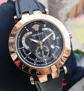 Versace Rose Kasa Chronograph Quartz Mekanizma