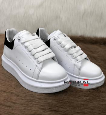 Alexander Mcqueen Beyaz Bayan Ayakkabısı