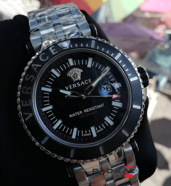 Versace Çelik Kasa Erkek Replika Kol Saati