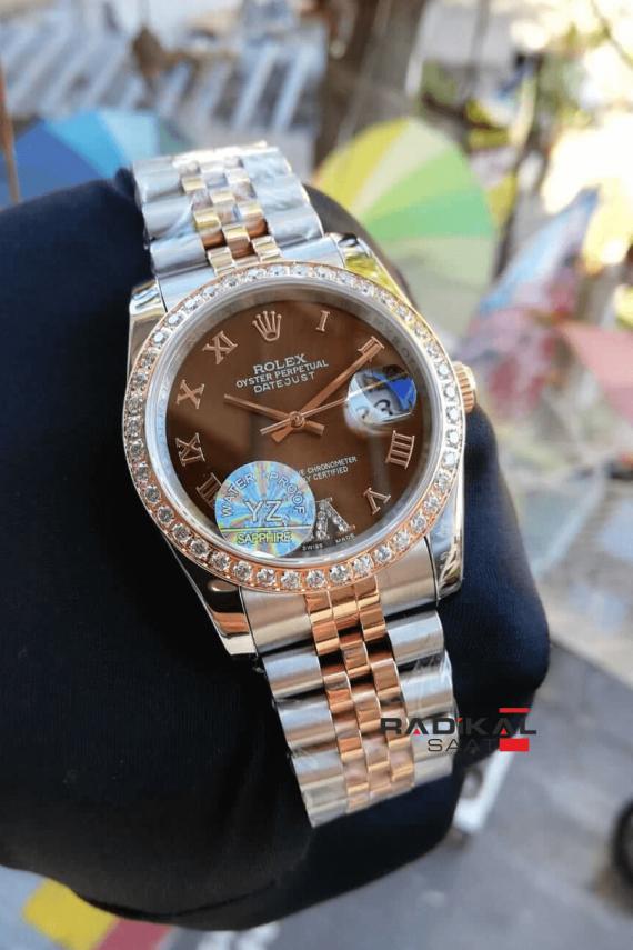 Rolex Datejust Bayan
