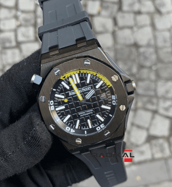 Audemars Piguet Royal Oak Rainbow PVD Kasa 44mm Replika Erkek Kol Saati