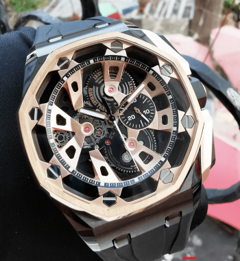 Audemars Piguet Royal Oak Offshore Consept New Model Replika Erkek Kol Saati