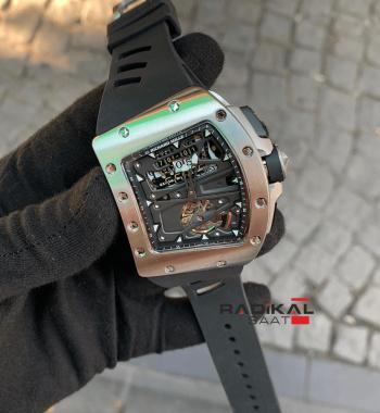 Richard Mille RM 70-01 Alain Prost Replika Erkek Kol Saati