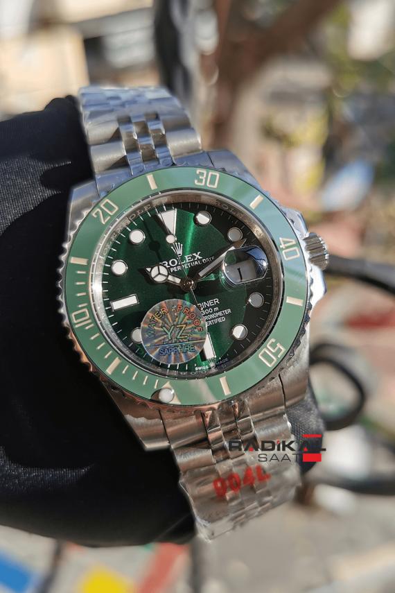 Replika Rolex Submariner Hulk Saat Fiyatları