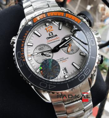 Omega Seamaster Professional Chronometer Gri Kadran Replika Erkek Kol Saati