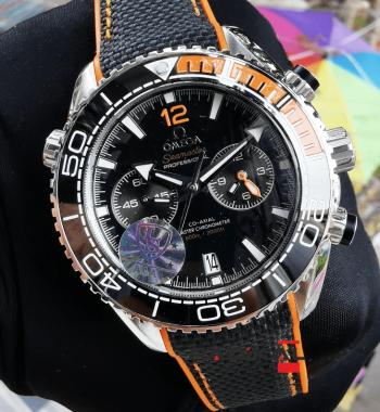 Omega Seamaster Professional Kronograf Replika Erkek Kol Saati