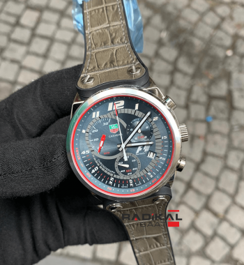 Tag Heuer F1 Formula Kronograf Quartz Mekanizma Replika Erkek Kol Saati