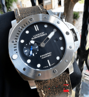 Panerai Luminor Submarsible Automatic Replika Saat