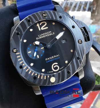 Panerai Luminor Carbotech Replika Erkek Kol Saati
