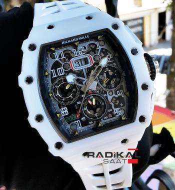 Richard Mille RM11-03 Seramik Kasa Replika Kol Saati
