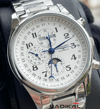 The Longines Master Collection Çelik Kasa Erkek Kol Saati