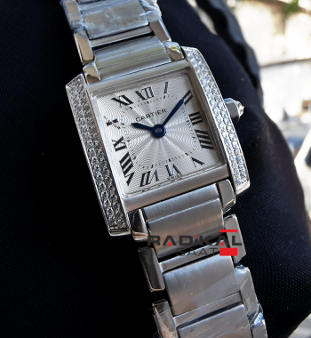 Cartier Tank 28 MM Replika Bayan Kol Saati