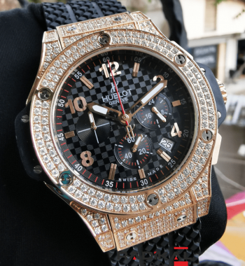 Hublot Big Bang TUİGA Replika Erkek Kol Saati