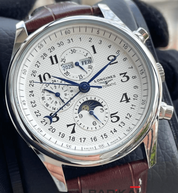 The Longines Master Collection Deri Kordon Replika Erkek Saati