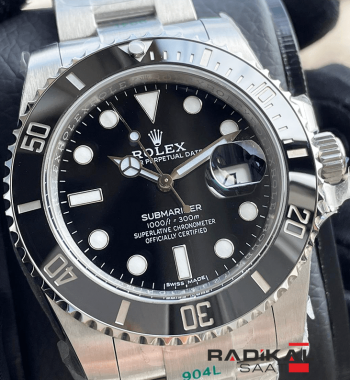 Rolex Submariner ZF Factory V11 Kasa 3135 1.1 Clone ETA