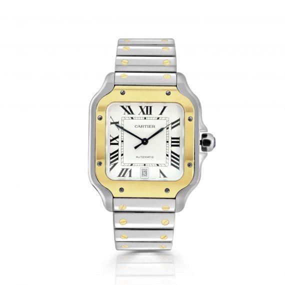 Cartier Santos 100 XL Klips