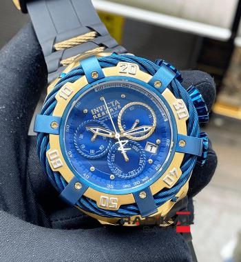 İnvicta Reserve Chronograf Replika Saat